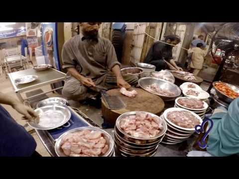koyla karahi | Street Food Of Karachi, Pakistan.