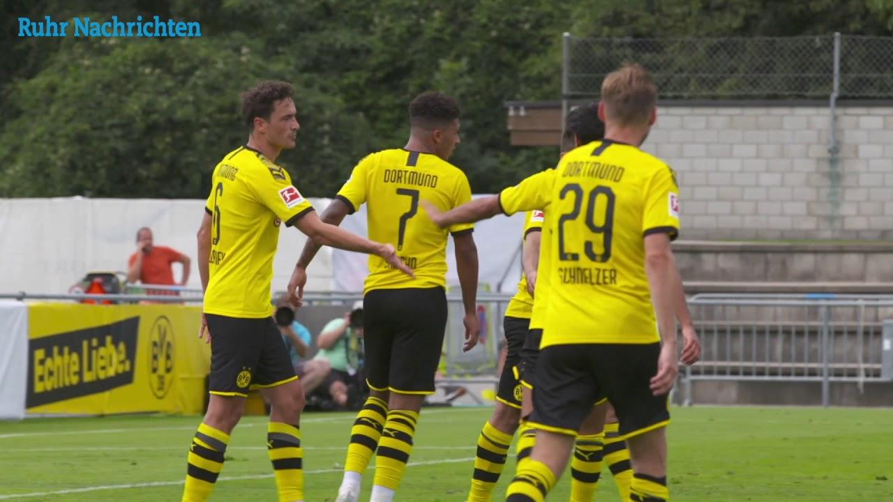 BVB besiegt Zürich mit 6:0 - hier gibt's alle Tore