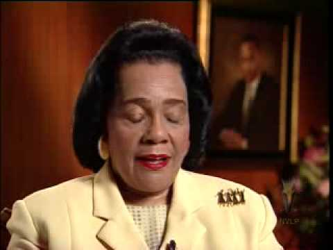 Coretta Scott King: My Childhood as a Tomboy  Growing into a Lady