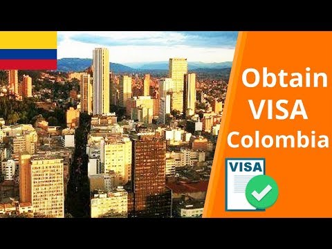 Visa Requirements Colombia | How To Apply For Residency (2019)