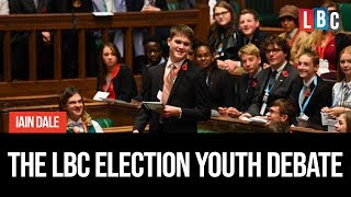 The LBC Election Youth Debate