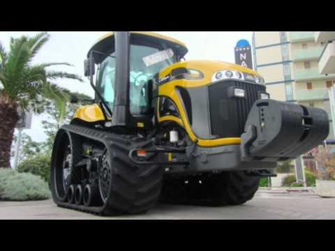 I trattori più potenti al mondo