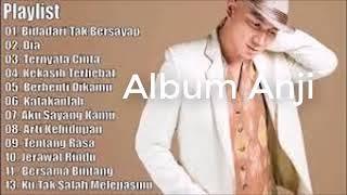 Gambar cover kumpulan lagu Anji terbaik DIA