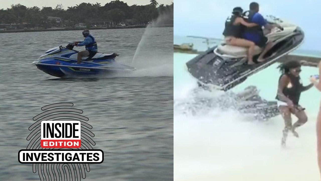 Why Riding A Jet Ski Can Be Dangerous Youtube