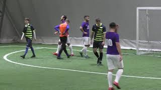 Полный матч Trident Admitad Турнир по мини футболу в Киеве