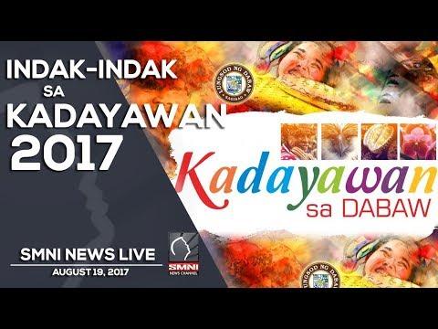 Indak-Indak sa Kadayawan 2017—Kadayawan sa Davao 2017