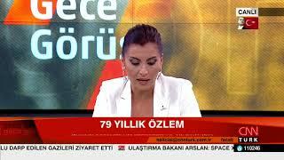 Hande Firat'in 12 Yasindaki Kizinin Instagram Paylasimi 2017/11/10 CNN TURK HD