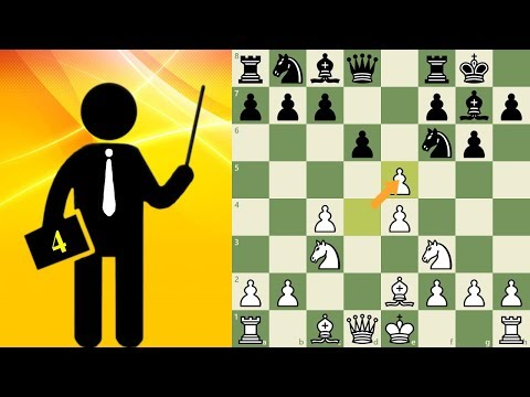 King's Indian Defense, Andersson - Standard chess #4