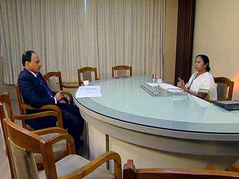Mukhomukhi Mamata Banerjee Exclusive Interview 4