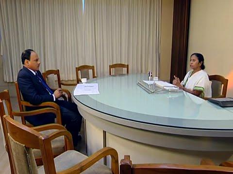 Mukhomukhi Mamata Banerjee Exclusive Interview 4