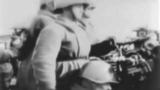 1944 WWII Documentary, News Review Number Two - The War 1941-1944 (full)