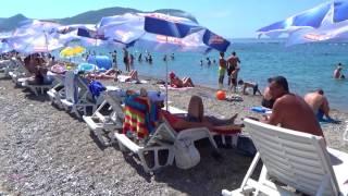Buljarice crna gora - plaza buljarice montenegro