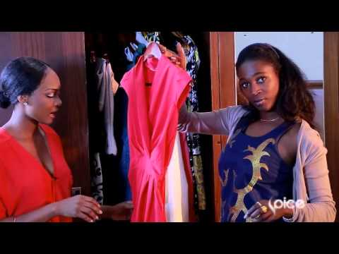 CLOSET CONFIDENTIAL: Osas Ighodaro's Stunning Closet