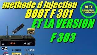 METHODE DINJECTION DU BOOT F301  ATLAS HD 200