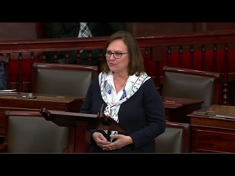 Senator Deb Fischer Speaks On COVID-19 Relief For Ag Producers