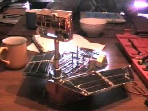 mars rover arduino - photo #13