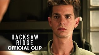 """Hacksaw Ridge (2016 - Movie) Official Clip – """"Cowardice"""""""