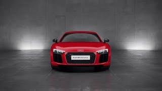 Audi R8 V10 plus: новый постоянный полный привод quattro(Впечатляющая динамика и разгон до 100 км/ч за 3,2 секунды – это заслуга не только 610-сильного двигателя, но..., 2016-08-17T11:36:14.000Z)