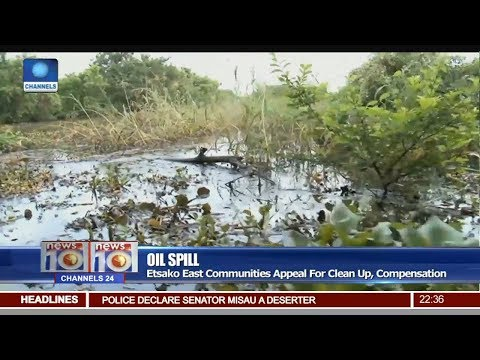 NOSDRA Says Oil Spill Compensation For Communities Unlikely
