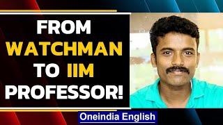 Ranjith Ramachandran's inspiring story goes viral on the social media| Oneindia News