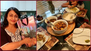 Received Gift From Hubby For Fulfilling His Wish | Sunday Lunch Routine| Simple Living Wise Thinking