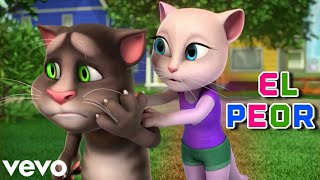 Chino Miranda Ft J Balvin - El Peor  Talking Tom