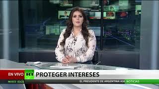 En Argentina fabricarán una vacuna contra el covid-19 - NOTICIERO 13/08/2020