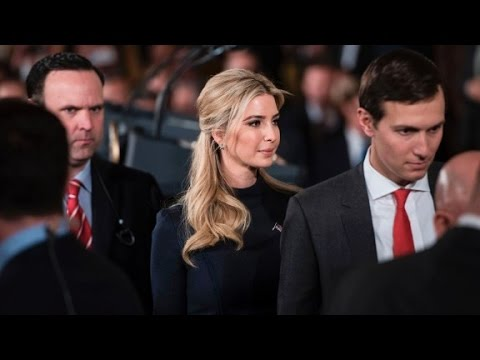 Ivanka Trump's White House job now official