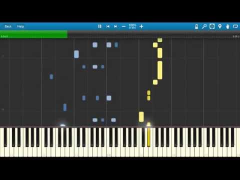 Naruto Ending 1: Wind - Piano Tutorial [2 Hands]