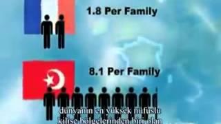 Avrupa Nüfusu Çöküyor - Avrupanın Yeni Sahipleri Müslümanlar