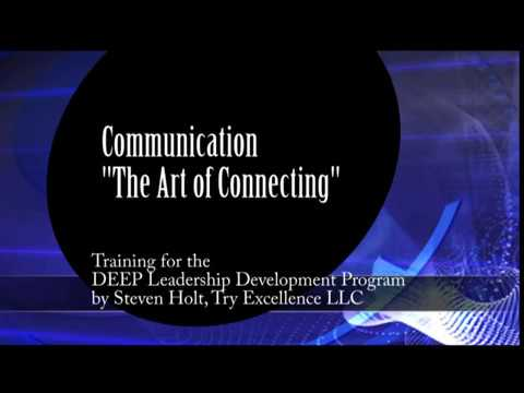 Communication   The Art of Connecting