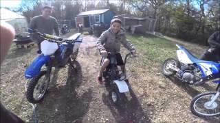 mini bike vs dirt bikes