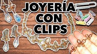 HAZ JOYERÍA CON CLIPS. MAIRE VS EL INTERNET