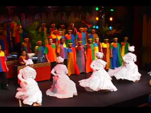 The Lydians (Trinidad and Tobago) Hallelujah Chorus - Handel