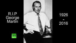 R.I.P Sir George Martin