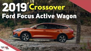 2019 Ford-Focus Active Wagon Overview -  Interior and Exterior