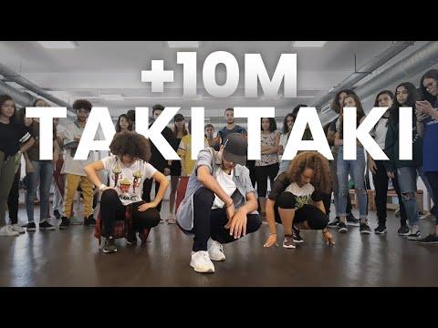 DJ Snake - Taki Taki ft. Selena Gomez, Ozuna, Cardi B | Dance Choreography