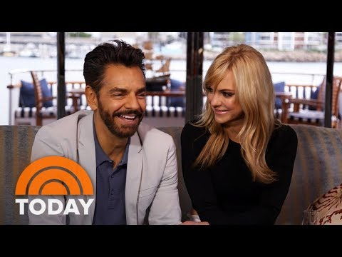 Anna Faris And Eugenio Derbez Talk About 'Overboard' Remake  TODAY