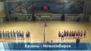 1-й тур ЧР по волейболу 2016. Молодёжная лига. День 4-й.