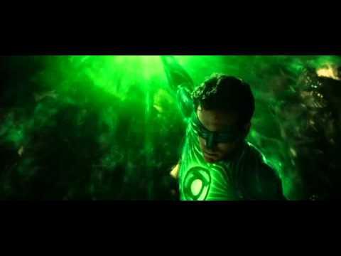 Green Lantern vs  Parallax