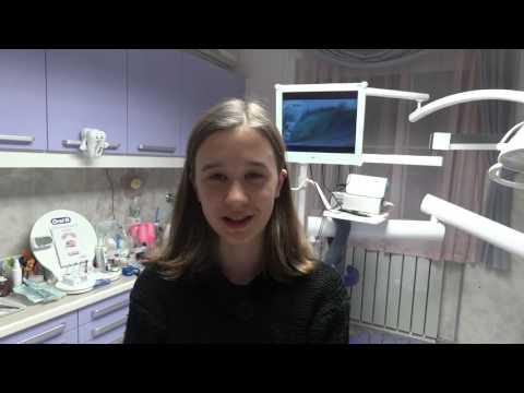 Kihúzták 3 fogamat, semmit nem éreztem, nagyon jó volt.