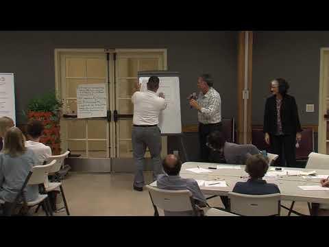 Police Chief Recruitment Workshop at Mira Mesa Senior Center