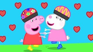 Peppa Pig Official Channel | Best Friends Forever - Suzy Sheep and Peppa Pig Special