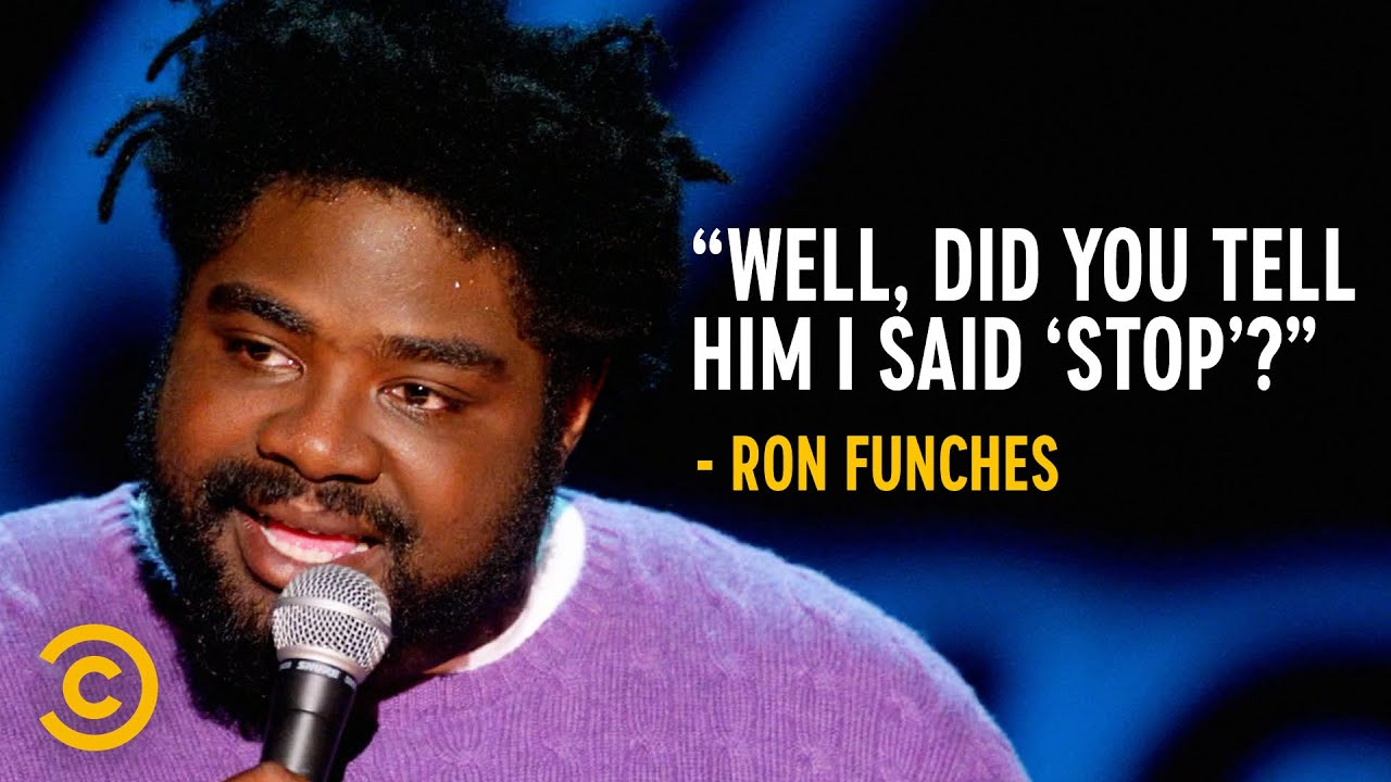 Download Trying to Discipline Your Kid from a Different City - Ron Funches