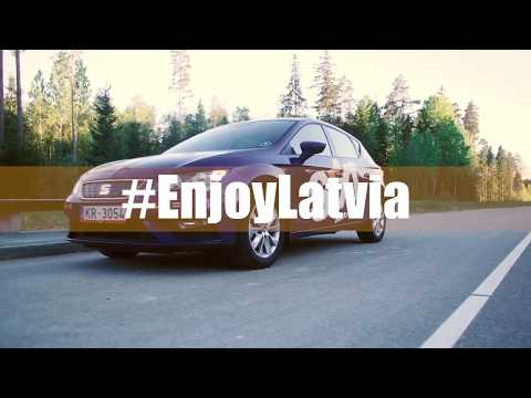 Best of Latvia Tourism. 4 uniques routes to discover Latvia