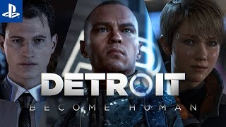 Bezimienny Android  Detroit: Become Human #02 || PS4