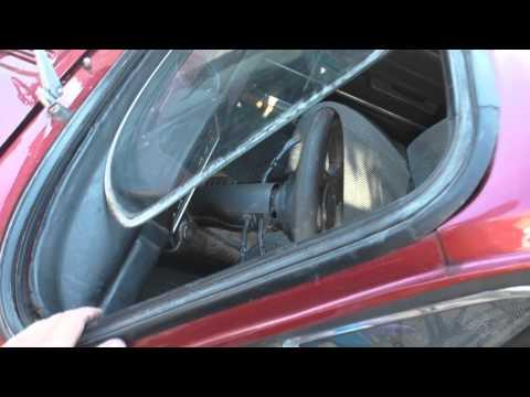 Замена лобового стекла на ВАЗ 21013