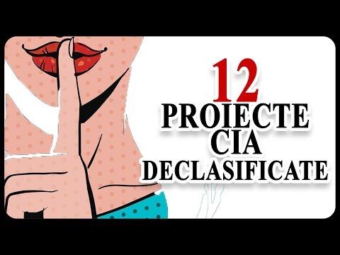12 SECRETE CIA DECLASIFICATE