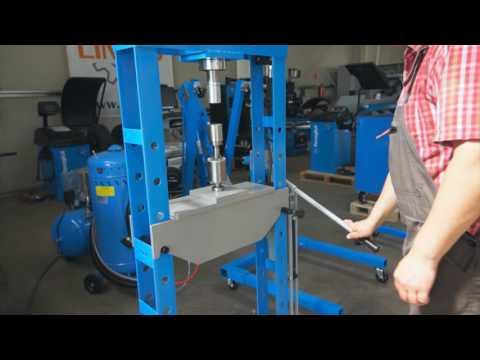 Lincos® TL0500AF Хидравлична преса с педал