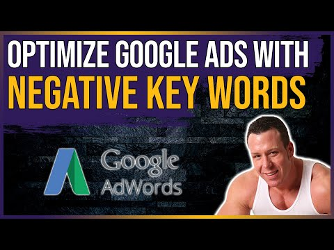👉 Optimize Google Ads With Negative Key Words